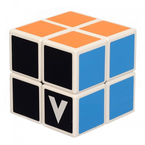 V-CUBE 2 White - Flat
