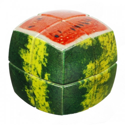 V-Cube 2 Watermelon Pillowed