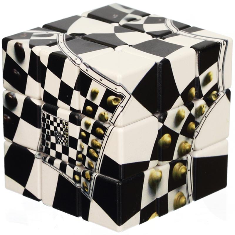V Cube chessboard illusion v cube 3 v cube wholesale distributor orbet