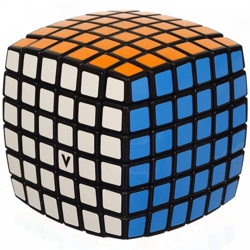 V-CUBE 6 Black - Pillowed