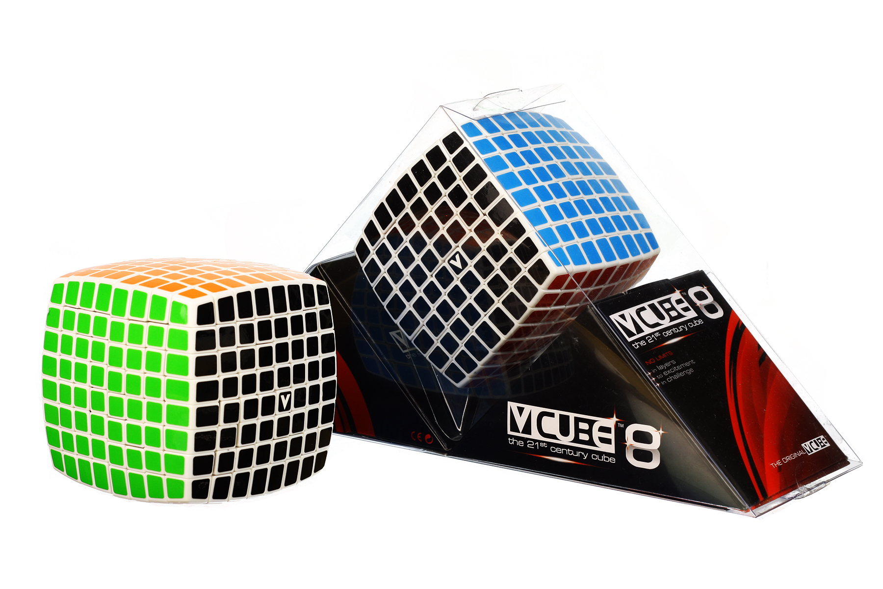 New for 2014: The V-CUBE 8