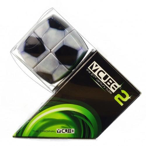 V-CUBE 2 Pillowed - Soccer - In Packaging