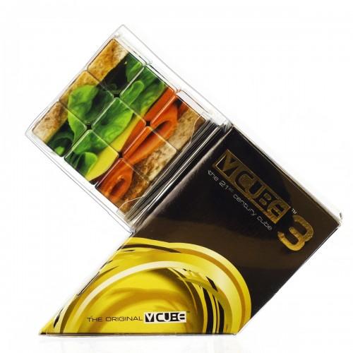 V-CUBE 3 Flat - Sandwich - In Packaging