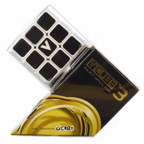 V-CUBE 3 Flat - White - In Packaging