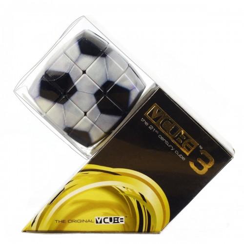 V-CUBE 3 Pillowed - Soccer - In Packaging