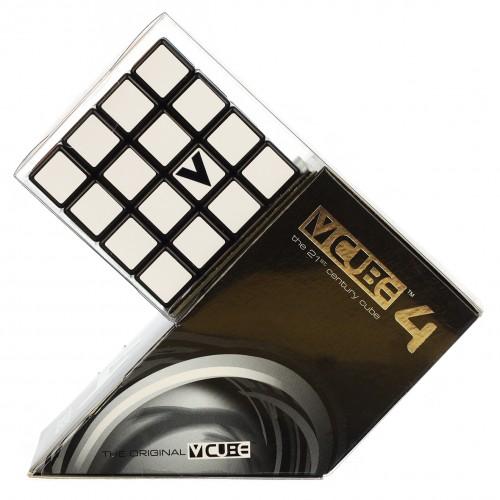V-CUBE 4 Flat - Black - In Packaging