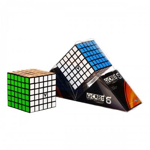 V-CUBE 6 Flat - Black