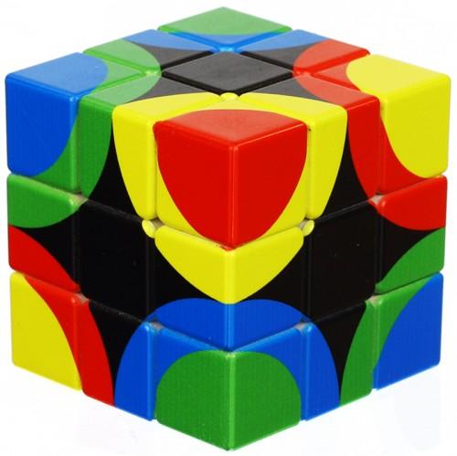 V-CUBE 3 Flat - Circles United