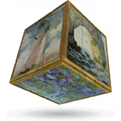 V-CUBE 3 Flat - Monet