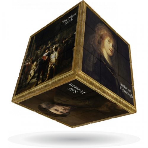 V-CUBE 3 Flat - Rembrandt