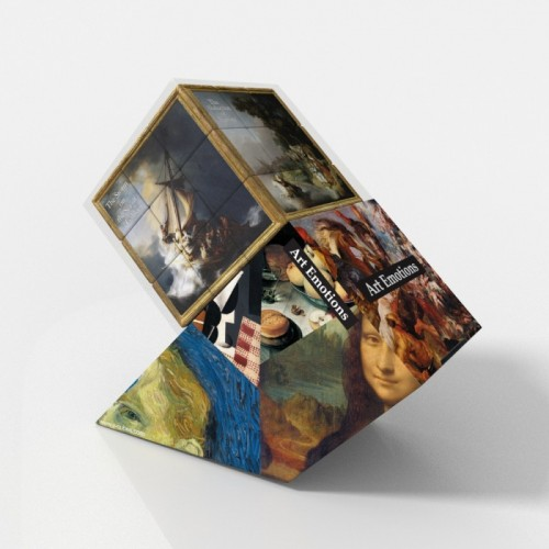 V-CUBE 3 Flat - Rembrandt - in Packaging