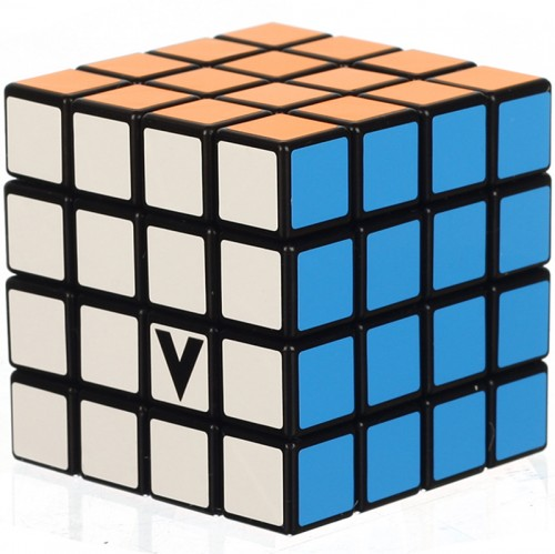 V-CUBE 4 Black - Flat
