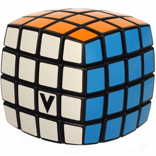 V-CUBE 4 Black - Pillowed