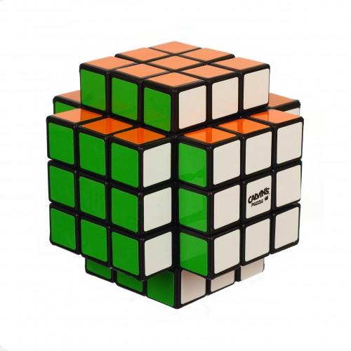 Calvin's Puzzles 3x3x5 Cross Cube - Black