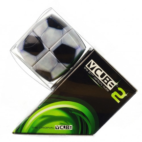 V-CUBE 2 Pillowed - Soccer - In Packaging