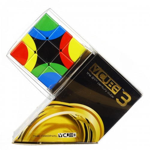 V-CUBE 3 Flat - Circles United - In Packaging