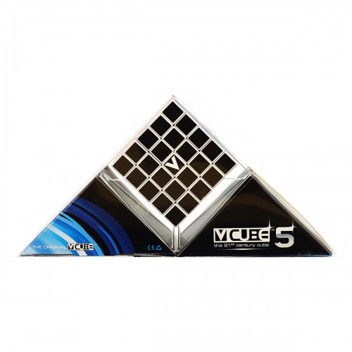 V-CUBE 5 - White - In Packaging