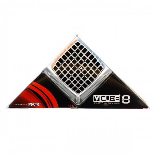 V-CUBE 8 White - In Packaging