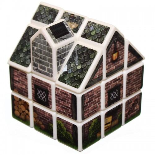 Calvin's House Cube
